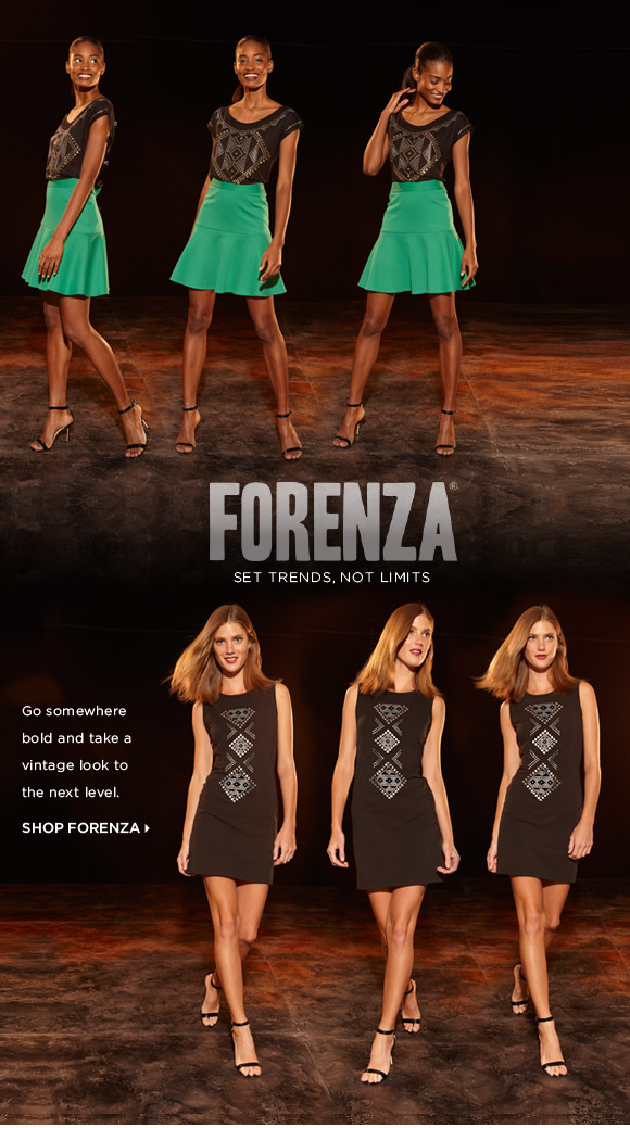 SHOP FORENZA