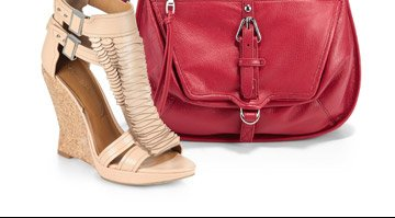 Up To 70% Off* Shoes & Handbags: Instant Hits