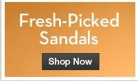 Fresh-Picked Sandals
