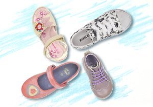 Outta Sight: Groovy Kids' Shoes