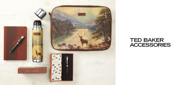 TED BAKER ACCESSORIES, Event Ends June 20, 9:00 AM PT >