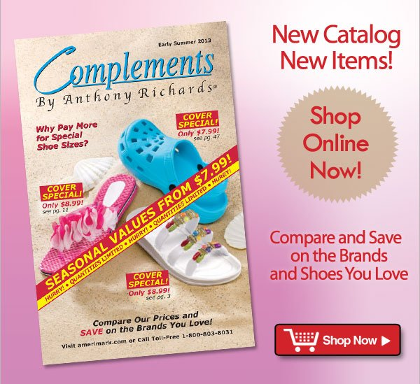 Compare and Save on Shoes You Love - Shop Online Now >