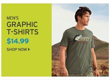 Shop Men's Graphic T-Shirts