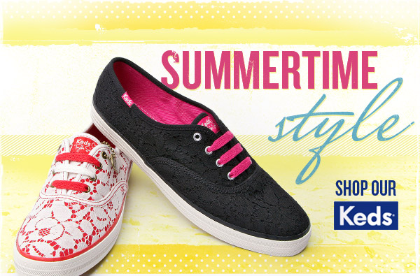 Don't Miss the Keds x Taylor Swift Collection!