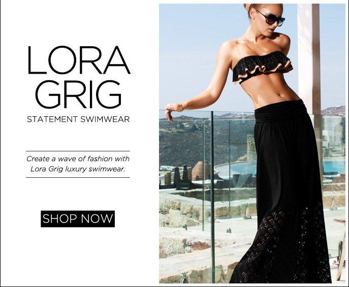 Lora Grig Statement Swimwear