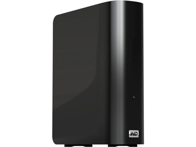 WD My Book 4TB Desktop USB 3.0 External Hard Drive Storage WDBACW0040HBK-NESN