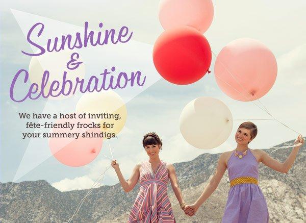 Sunshine & Celebration