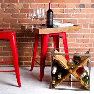 Kick Up the Kitchen: Inviting Furniture & Décor