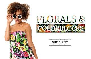 Florals & ColorBlocks