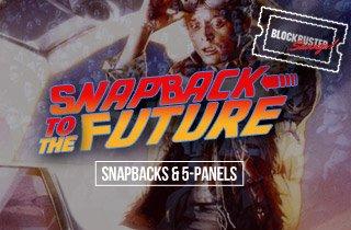 Snapbacks and 5-Panels