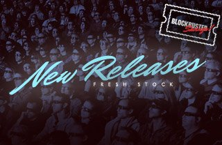 New Releases: Fresh Stock