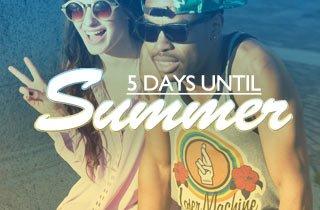 Summer Tops & Sunglasses