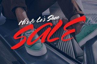 Hi's and Lo's Shoe Sale