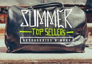 Shop Summer's Top Sellers: Accessories
