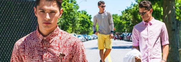 Shop Brighten Up: JACHS Wovens & Shorts