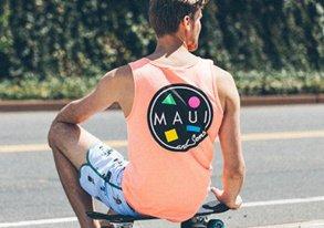 Shop Maui & Sons Neon Beachwear & More