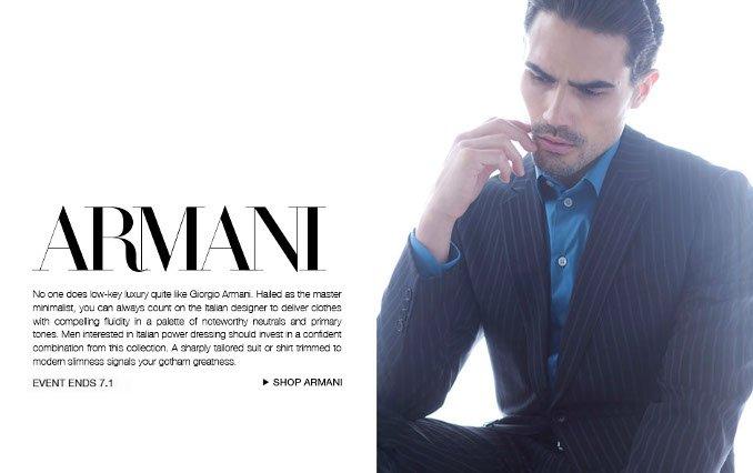 Armani Men