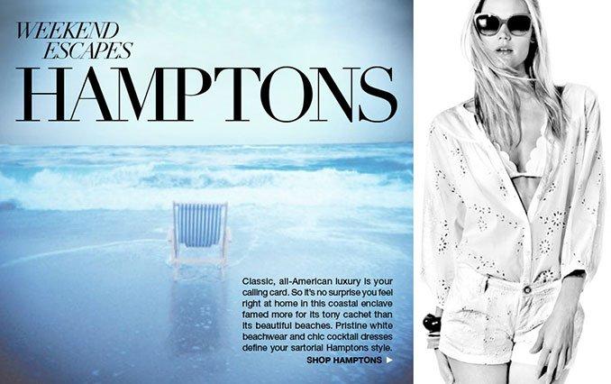 Hamptons Women