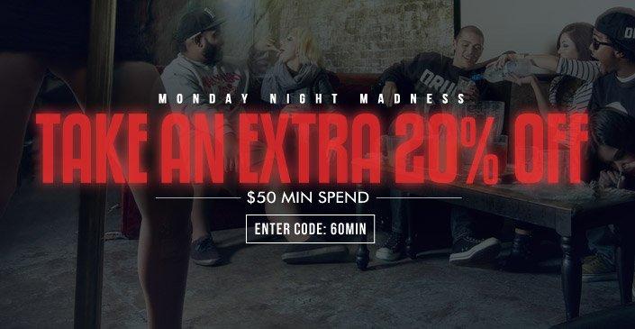 Click to shop Monday Madness