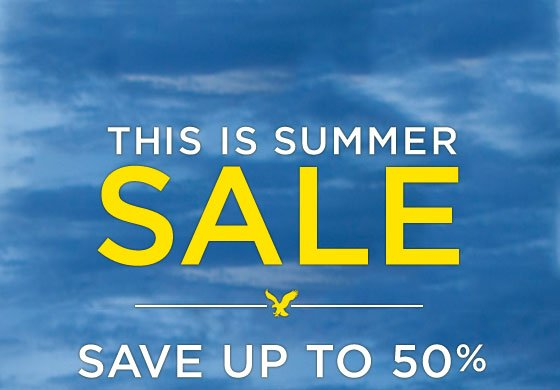 This Is Summer Sale | Save Up To 50%