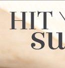 Hit your summer stride