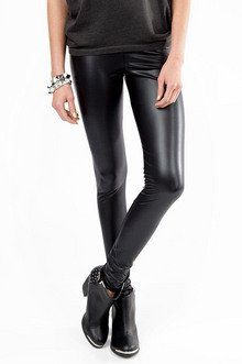 FAUX HAREM HIGH WAISTED LEGGINGS 21