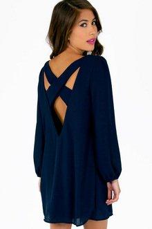 GATHER 'ROUND SHIFT DRESS 35