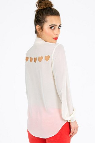 HEARTS ABOUT BLOUSE 29