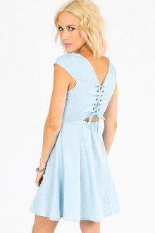 THIS SEAMS RIGHT DRESS 32