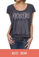 Crazy love boxy tee