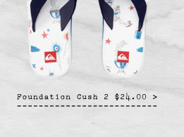 Foundation Cush 2 $24.00
