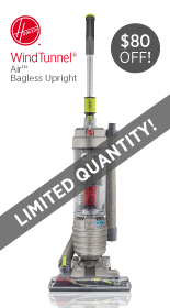 Hoover® WindTunnel™ Air - $80 OFF - Limited Quantity