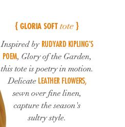 Gloria Soft Tote