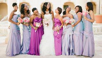 Real Wedding Miami Vera Wang