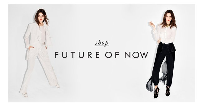shop future of now