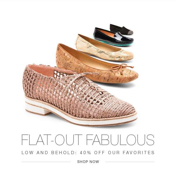 Flat Out Fabulous