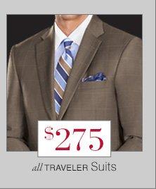 $275 USD - Traveler Suits
