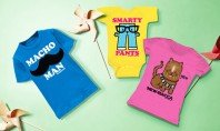 David & Goliath: Funny Tees Under $10- Visit Event