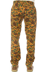 The Layover Chino Pants in Bubble Camo