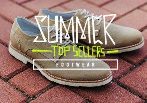 Shop Summer's Top Sellers: Footwear