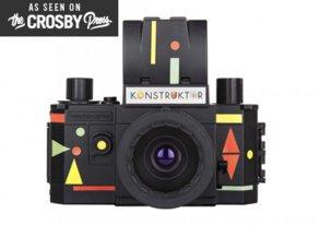 Shop Could You Build Lomography's Konstruktor Camera in Under 20 min?