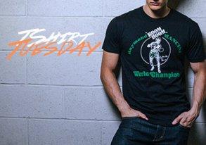 Shop T-Shirt Tuesday ft. No Mas