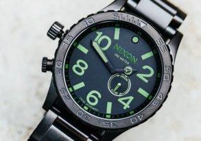 Shop Get New Nixon Watches & More
