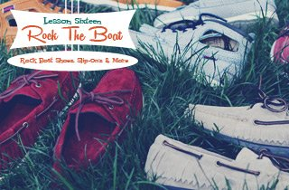 Rock Boat Shoes, Slip-On's & More