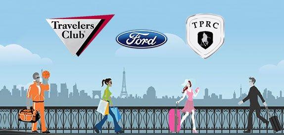 Travelers Club, Ford & TPRC