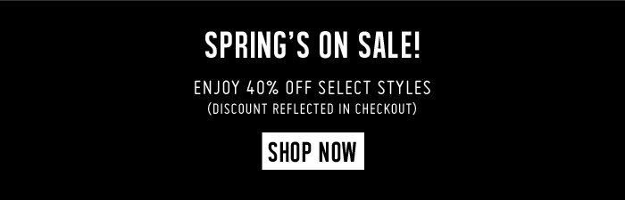 Marc Jacobs | Spring Sale