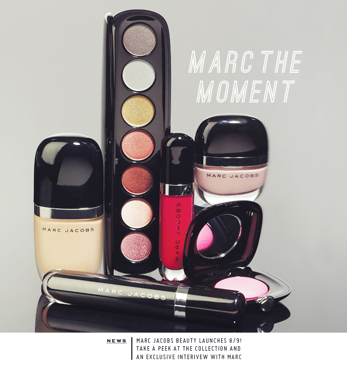 World of Marc Jacobs | Marc Jacobs Beauty