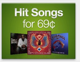69¢ Hit Songs