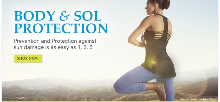 Body & Sol Protection
