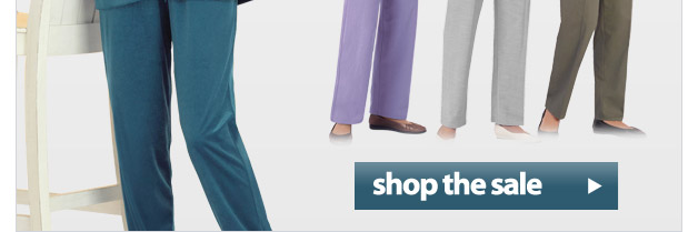 pantsets and pants up to 80% off - shop now